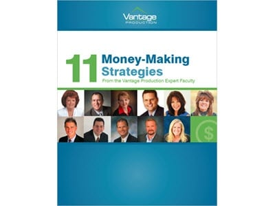 11 Money Making Strategies