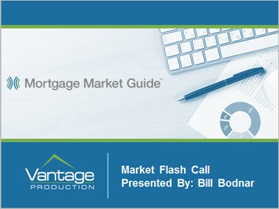 MMG Market Flash Call